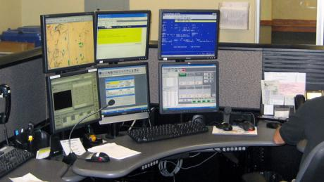 Computer aided dispatcher training