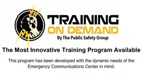 Training on Demand by The Public Safety Group
